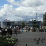 ユジノサハリンスクにおける林芙美子の滞在足跡