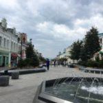 ウラジオストクから列車の旅