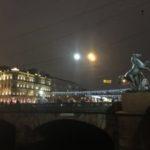 サンクトペテルブルク・夜