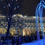 サンクトペテルブルク・冬